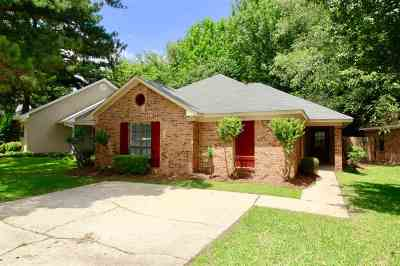 Rankin County Single Family Home For Sale: 39 Ashland Ave