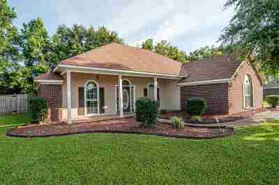 Byram Single Family Home For Sale: 231 Charlene Dr