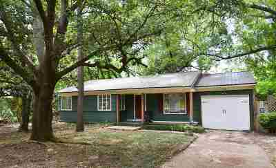 Jackson Single Family Home For Sale: 1428 Winchester St