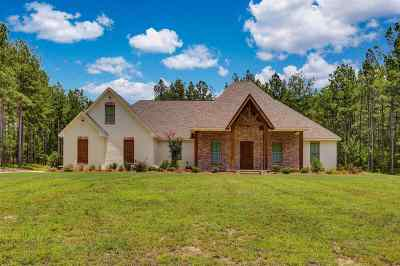 Brandon Single Family Home For Sale: 184 Stump Ridge Rd