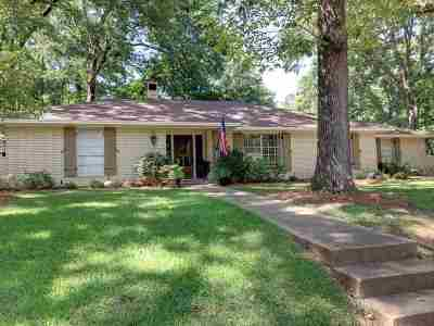 Jackson Single Family Home For Sale: 5318 Briarfield Rd