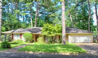 Hinds County Single Family Home For Sale: 5316 Balmoral Dr