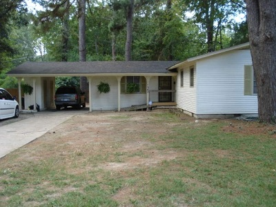 Jackson Single Family Home For Sale: 4243 Meadowlane Dr