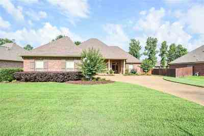 Clinton Single Family Home For Sale: 135 Choctaw Bend