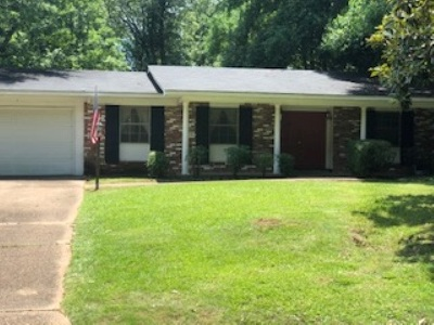 Jackson Single Family Home For Sale: 214 Colonial Cir