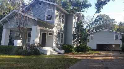 Canton Single Family Home For Sale: 460 E Peace St