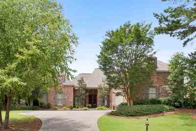 Madison Single Family Home For Sale: 141 St. Ives Dr