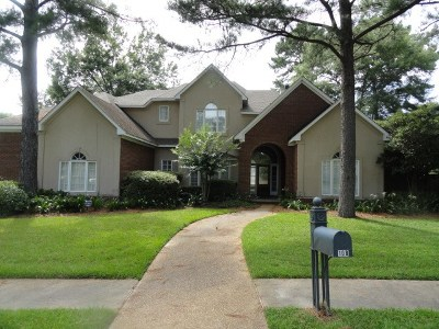 Rankin County Single Family Home For Sale: 108 Palisades Blvd