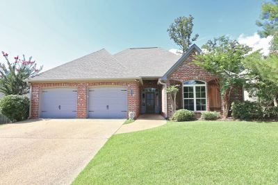 Rankin County Single Family Home For Sale: 303 Turtle Hollow