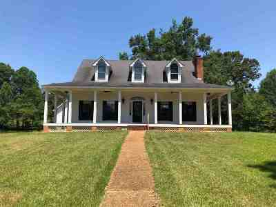 Carthage Single Family Home Contingent/Pending: 118 Barkwood Rd
