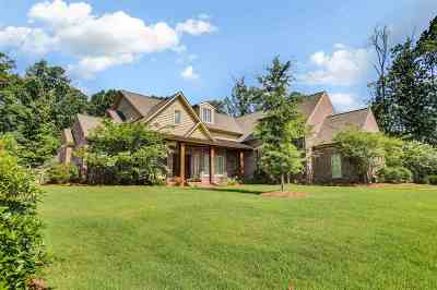 Ridgeland Single Family Home For Sale: 163 Green Glades Dr