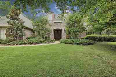 Flowood Single Family Home For Sale: 117 Oakridge Trl