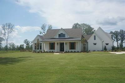 Brandon Single Family Home Contingent/Pending: 803 Clover Ridge Way