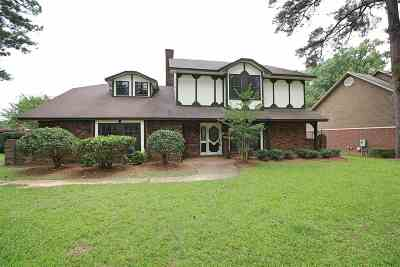 Byram Single Family Home For Sale: 4743 Brookwood Pl