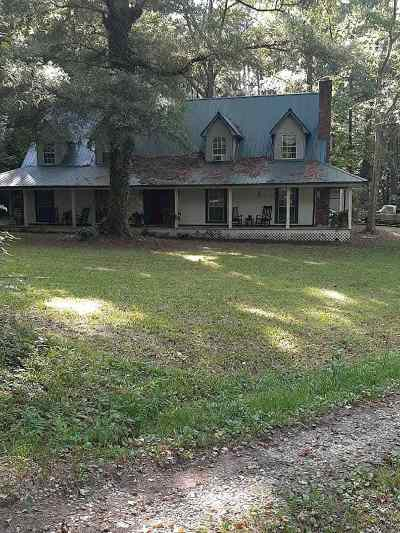 Newton County Single Family Home For Sale: 20844 Highway 489 None