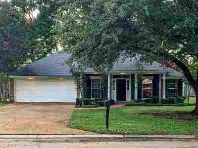 Flowood Single Family Home For Sale: 6019 Hawthorne Hill Rd