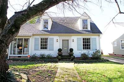 Jackson Single Family Home For Sale: 1521 St. Ann St