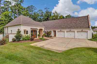 Madison Single Family Home For Sale: 203 Sawyer Bend