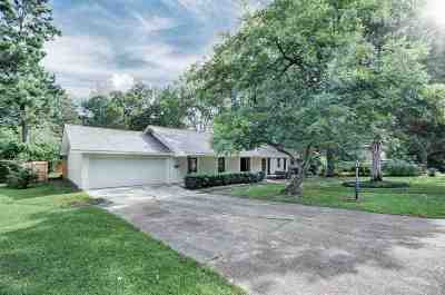 Jackson Single Family Home For Sale: 1424 Belle Glade St
