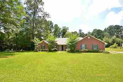 Rankin County Single Family Home For Sale: 1674 Johns Shiloh Rd