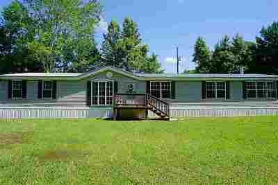 Rankin County Mobile/Manufactured Contingent/Pending: 323 Jerusalem Church Rd
