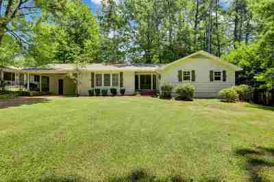 Hinds County Single Family Home Contingent/Pending: 4314 Dunn St