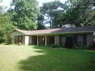 Neshoba County Single Family Home For Sale: 10541 St. Francis