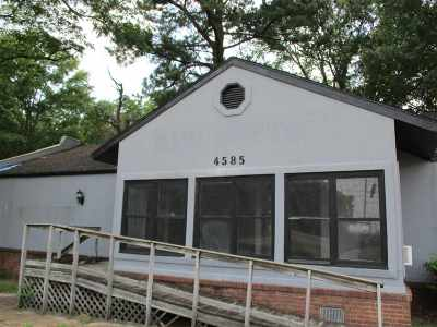 Hinds County Commercial For Sale: 4585 Langley St