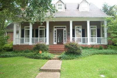 Hinds County Single Family Home For Sale: 113 Napa Valley Dr