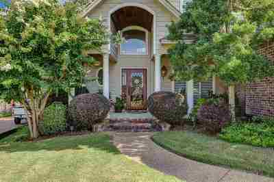 Pearl Single Family Home Contingent/Pending: 122 Lake Pointe Dr