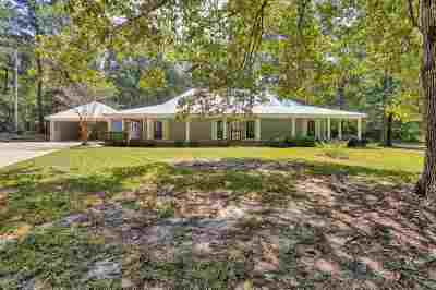 Byram Single Family Home For Sale: 7045 Siwell Rd.