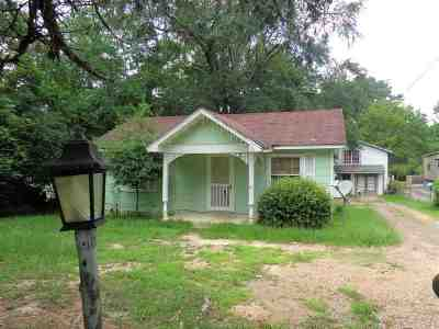 Hinds County Single Family Home For Sale: 1020 McCluer Rd
