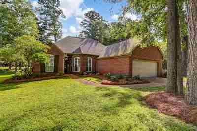 Canton MS Single Family Home Contingent/Pending: $240,900