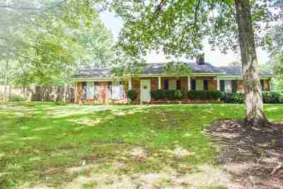 Hinds County Single Family Home For Sale: 1323 Timberidge Rd