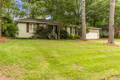 Jackson Single Family Home For Sale: 1847 Aztec Dr