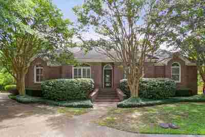 Hinds County Single Family Home For Sale: 4307 Dalrymple Ct