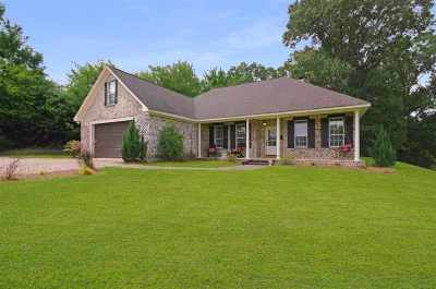 Florence, Richland Single Family Home For Sale: 2244 Florence Byram Rd