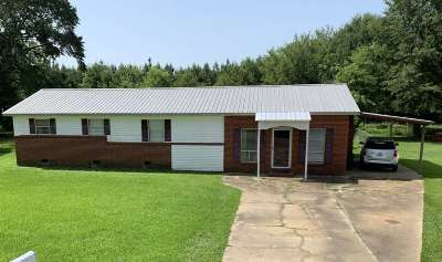 Carthage Single Family Home For Sale: 613 Terry Lane Dr