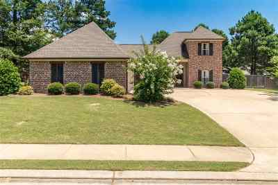 Madison County Single Family Home For Sale: 116 Grayhawk Pkwy