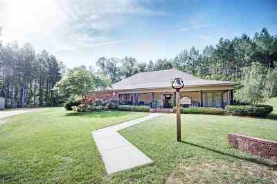 Mendenhall Single Family Home For Sale: 329 County Line Rd