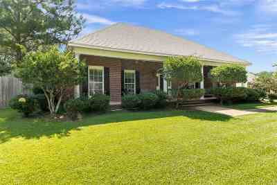 Hinds County Single Family Home For Sale: 105 Blueberry Hill Ln