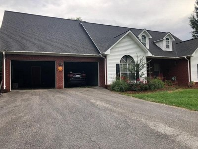 Newton County Single Family Home For Sale: 1244 Caney Creek Rd