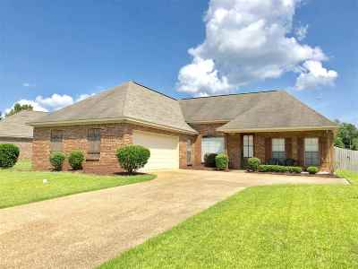 Canton Single Family Home For Sale: 192 Harvey Crossing Dr