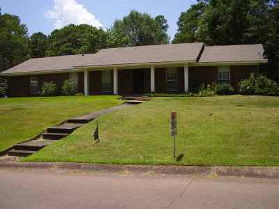 Jackson Single Family Home For Sale: 231 Valley Ridge Dr