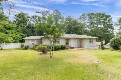 Mendenhall Single Family Home For Sale: 307 Circle Dr