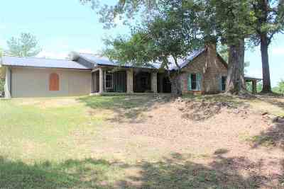 Simpson County Single Family Home For Sale: 403 Dewitt-Flynt Rd