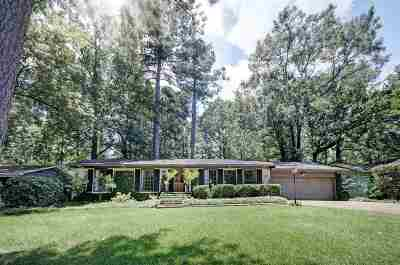 Hinds County Single Family Home For Sale: 1815 Brecon Dr