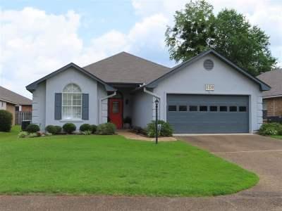 Clinton Single Family Home Contingent/Pending: 120 Waterfall Way
