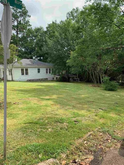 Jackson Residential Lots & Land For Sale: 1318 St. Ann St