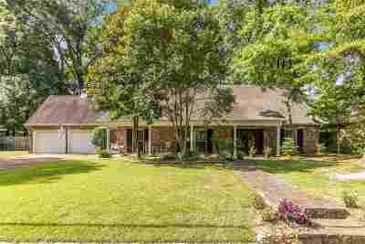 Hinds County Single Family Home For Sale: 5311 Reddoch Dr